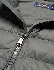 Polo Ralph Lauren - Packable Quilted Vest - westen - charcoal grey - 4