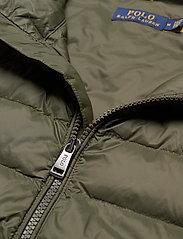 Polo Ralph Lauren - Packable Quilted Vest - westen - dark loden - 4