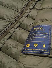 Polo Ralph Lauren - Packable Quilted Vest - westen - dark loden - 6