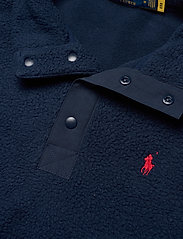 Polo Ralph Lauren - Fleece Mockneck Pullover - basic-sweatshirts - cruise navy - 2