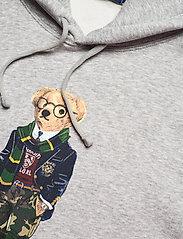 Polo Ralph Lauren - MAGIC FLEECE-LSL-KNT - hoodies - andover heather - 2