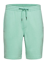 Cotton-Blend-Fleece Short - BAYSIDE GREEN/C73