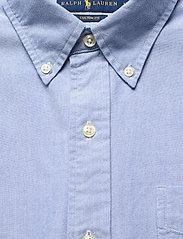 Polo Ralph Lauren - OXFORD-CUBDPKS - casual shirts - 4982a bsr blue pr - 2