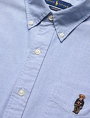 Polo Ralph Lauren - OXFORD-CUBDPKS - casual shirts - 4982a bsr blue pr - 3