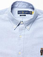 Polo Ralph Lauren - OXFORD-CUBDPKS - casual shirts - 4982a bsr blue pr - 4