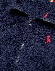 Polo Ralph Lauren - Fleece Full-Zip Hoodie - basic-sweatshirts - cruise navy - 3