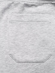 Polo Ralph Lauren - 7.5-Inch Logo Double-Knit Short - casual shorts - lt smoke heather - 4
