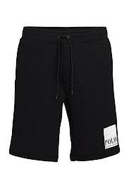 7.5-Inch Logo Double-Knit Short - POLO BLACK