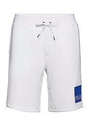 7.5-Inch Logo Double-Knit Short - WHITE