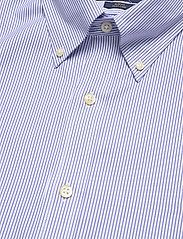 Polo Ralph Lauren - Slim Fit Striped Oxford Shirt - business shirts - 3155b blue/white - 2