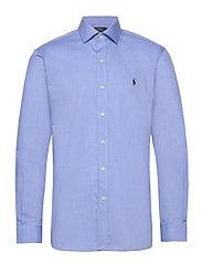 Custom Fit Striped Shirt - 3210B MEDIUM BLE/