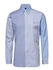 S HBD PPC NK-DRESS SHIRT - 3563 TRUE BLUE FU