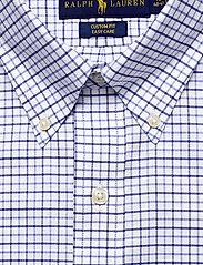 Polo Ralph Lauren - Custom Fit Tattersall Shirt - koszule w kratkę - 3138a cobalt blue - 2