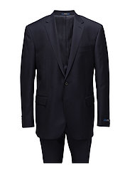 Polo Wool Twill Suit - CLASSIC NAVY