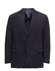 Morgan Twill Suit Jacket - NAVY