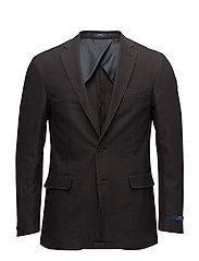 Morgan Twill Suit Jacket - INFINITE GREY