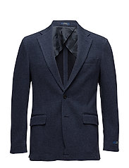MRGN-SPORTCOAT - NAVY AND BLACK
