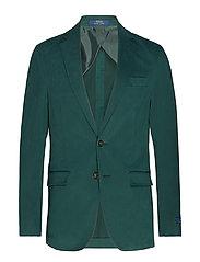 Morgan Chino Suit Jacket - DARK GREEN