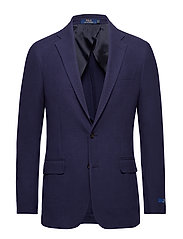 Morgan Cotton Pique Blazer - NAVY