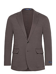 Polo Unconstructed Sport Coat - GREY GHOST