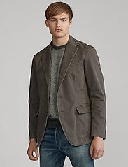 Polo Ralph Lauren - Polo Unconstructed Sport Coat - single breasted blazers - grey ghost - 0