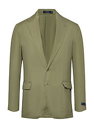 Polo Unconstructed Sport Coat - SPANISH GREEN