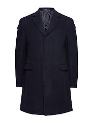 Polo Ralph Lauren Polo Unconstructed Topcoat - NAVY