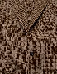Polo Ralph Lauren - Soft Herringbone Sport Coat - enkelknäppta kavajer - brown/tan - 3