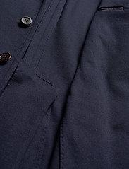 Polo Ralph Lauren - Polo Soft Knit Blazer - single breasted blazers - navy - 4