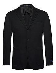 Polo Soft Knit Blazer - POLO BLACK