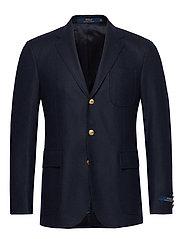 Polo Stretch Flannel Blazer - NAVY