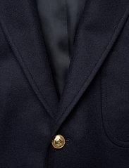 Polo Ralph Lauren - Polo Stretch Flannel Blazer - enkelknäppta kavajer - navy - 3