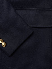 Polo Ralph Lauren - Polo Stretch Flannel Blazer - enkelknäppta kavajer - navy - 4