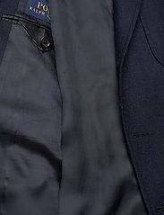Polo Ralph Lauren - Polo Stretch Flannel Blazer - enkelknäppta kavajer - navy - 5