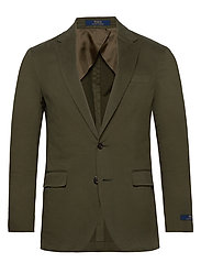 Soft Stretch Chino Sport Coat - COMPANY OLIVE