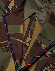 Polo Ralph Lauren - Polo Unconstructed Camo Cricket Blazer - single breasted blazers - elmwood camo - 2