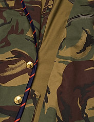 Polo Ralph Lauren - Polo Unconstructed Camo Cricket Blazer - single breasted blazers - elmwood camo - 4