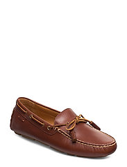 SMOOTH LEATHER-ANDERS LOAFR-SO-DRV - NEW TAN