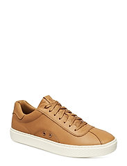 Court 100 Leather Sneaker - LIGHT TAN