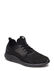 Train 150 Mesh Sneaker - BLACK/CHARCOAL GR