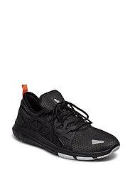 Train 200 Mesh Sneaker - BLACK/WHITE