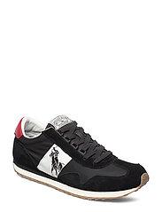 Train 90 Sneaker - BLACK/RED