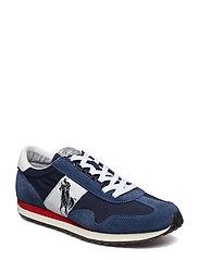 Train 90 Sneaker - NEWPORT NAVY/WHIT
