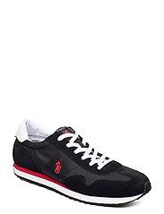 Train 85 Sneaker - BLACK/RL2000 RED