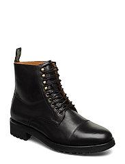 DRESS CALF-BRYSON BOOT-BO-CSL - BLACK