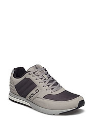 Laxman Tech Suede Sneaker - NEW GLACIER/BLACK