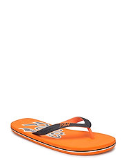 Whitlebury Thong Sandal - BRIGHT SIGNAL ORA
