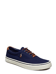 Thorton Canvas Sneaker - NEWPORT NAVY