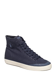 Solomon Canvas Sneaker - AVIATOR NAVY