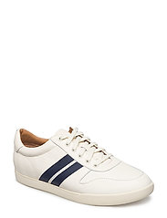 Camilo Leather Sneaker - ARTIST CREAM/NEWP